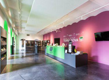 Le Centre du Visiteur Terra Nova
