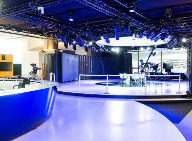 A new studio for the European Parliament