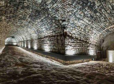 Les souterrains de la Citadelle de Namur