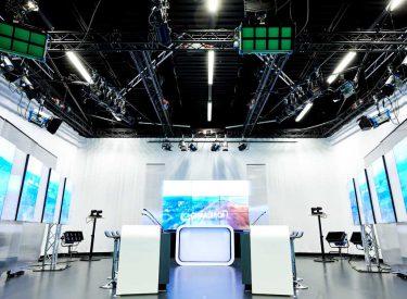 MediaSambre's audiovisual infrastructure