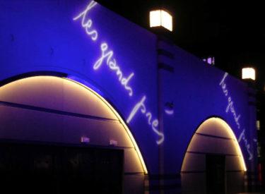 L'éclairage architectural de Mons Grands près