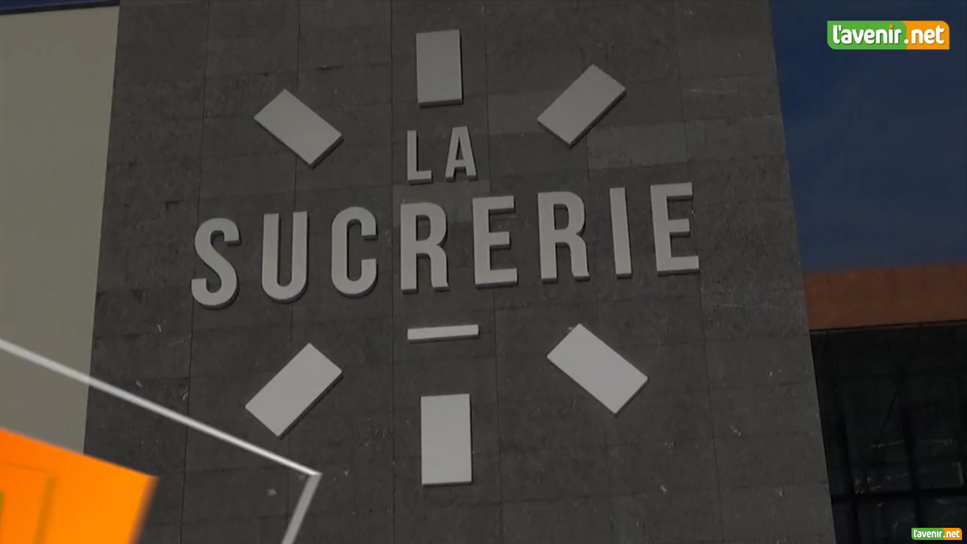 Visite virtuelle de la Sucrerie, le nouveau centre culturel de Wavre!