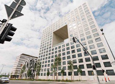 New Luxembourg headquarters